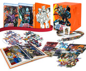 Mobile Fighter G Gundam Ultra Edition Blu-ray