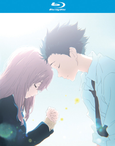 A Silent Voice Limited Edition Blu-ray