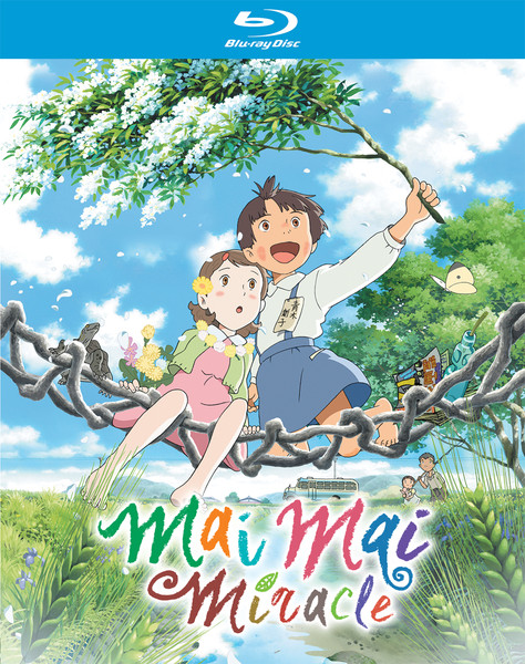 Mai Mai Miracle Blu-ray