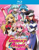 Galaxy Angel A Blu-ray