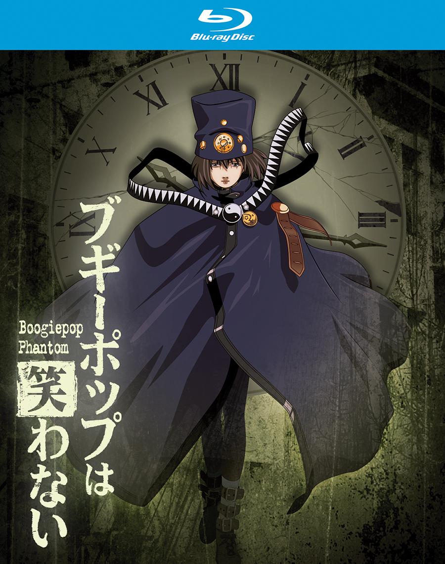 Boogiepop Phantom TV Series Complete Collection Blu-ray
