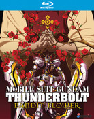 Mobile Suit Gundam Thunderbolt Bandit Flower Blu-ray