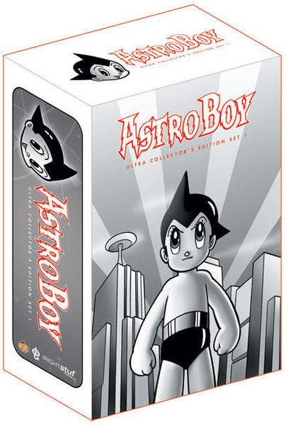 Astro Boy (1963) Ultra DVD Box Set 1 Limited Edition
