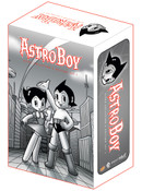 Astro Boy (1963) Ultra DVD Box Set 1 Limited Edition