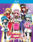 Galaxy Angel AA + S Blu-ray