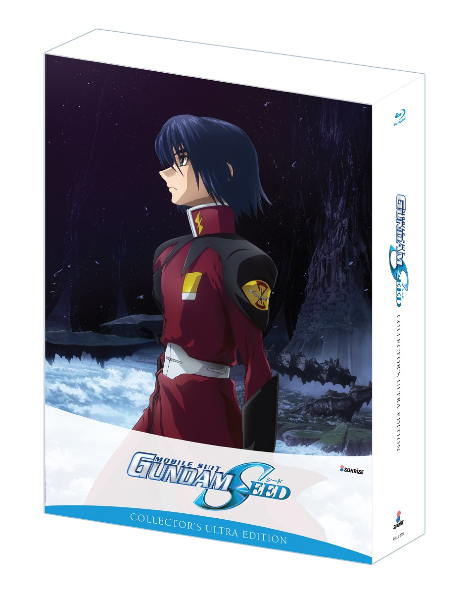 Mobile Suit Gundam SEED Collector's Ultra Edition Blu-ray