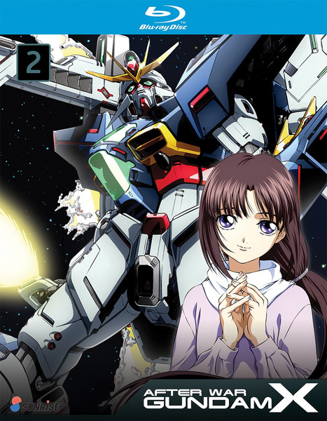 After War Gundam X Collection 2 Blu-ray