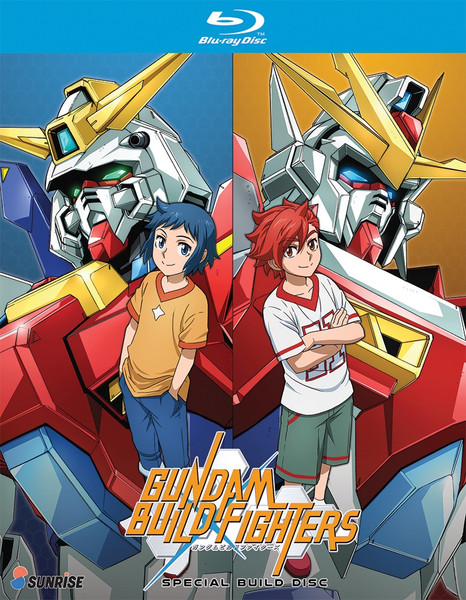 Gundam Build Fighters Special Build Disc Blu-ray