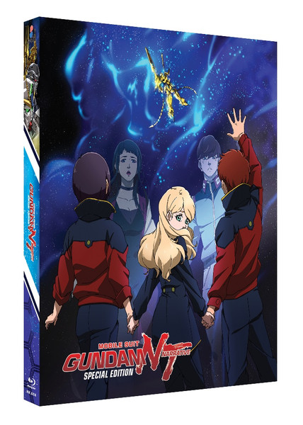 Mobile Suit Gundam NT (Narrative) Special Edition Blu-ray