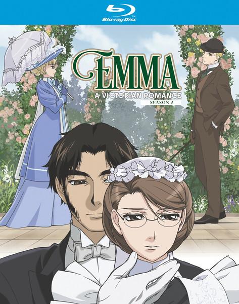Emma A Victorian Romance Season 2 Blu-ray