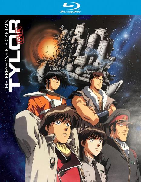 Irresponsible Captain Tylor OVA Series Blu-ray