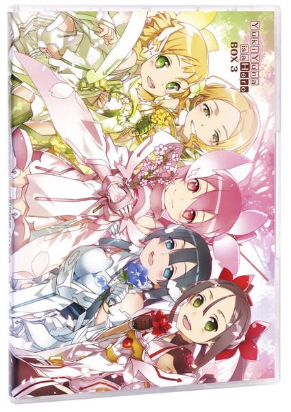 Yuki Yuna is a Hero Collector's Edition Blu-ray/DVD 3 + CD