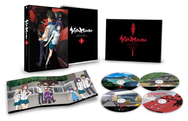 Kuromukuro Collector's Edition Volume 1 Blu-ray + GWP