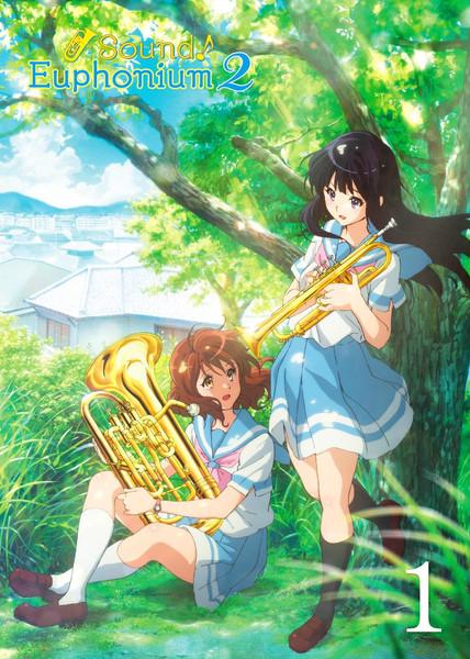 Sound Euphonium 2 Volume 1 Blu-ray