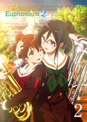 Sound Euphonium 2 Volume 2 Blu-ray