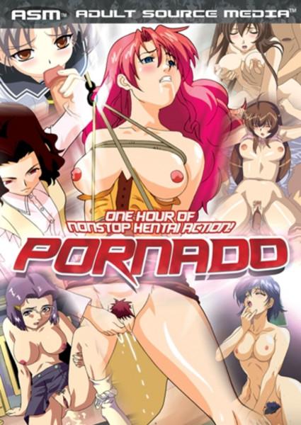 Pornado DVD