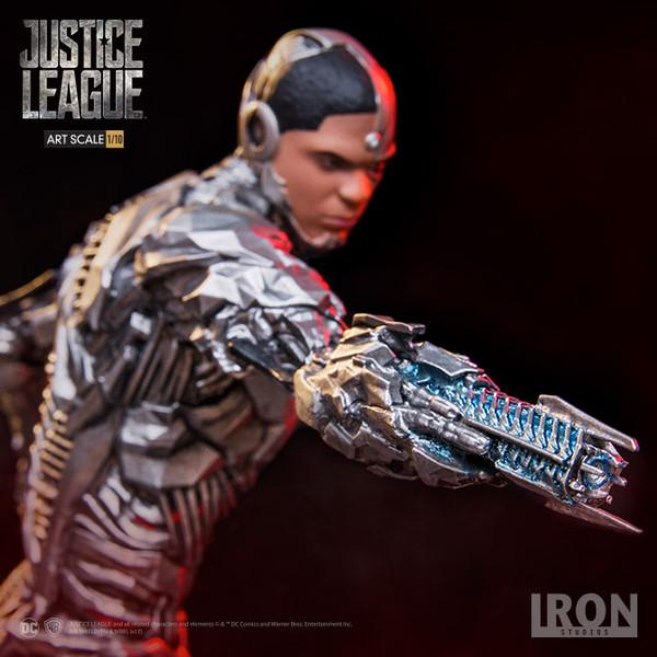 Cyborg Justice League Figure