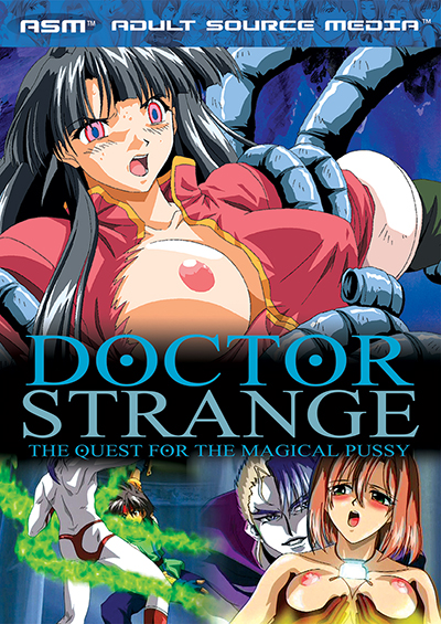 Doctor Strange The Quest For The Magical Pussy DVD