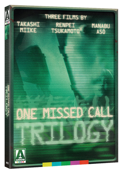 One Missed Call Trilogy Blu-ray