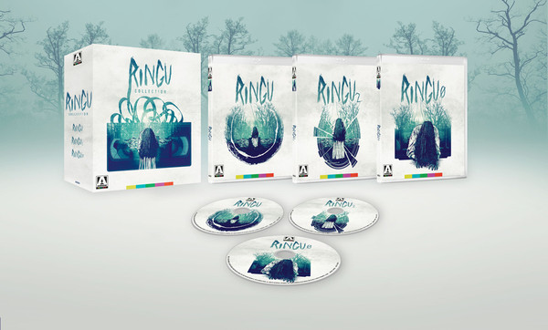 Ringu Collection Blu-ray