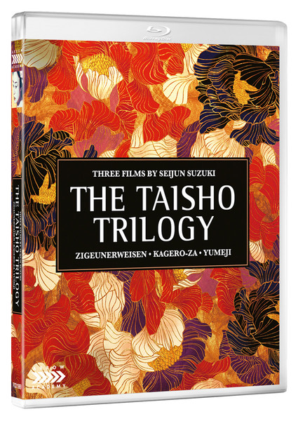 Seijun Suzuki's The Taisho Trilogy Blu-ray