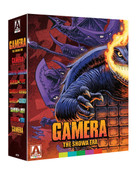 Gamera The Showa Era Blu-ray