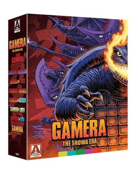 Gamera The Showa Era Blu-ray