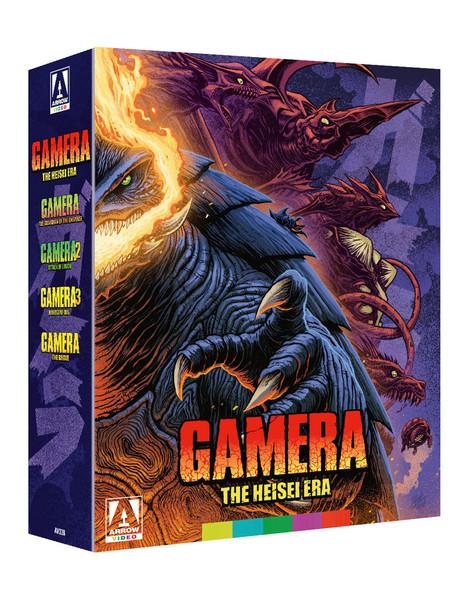 Gamera The Heisei Era Blu-ray