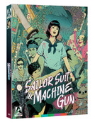 Sailor Suit and Machine Gun Blu-ray