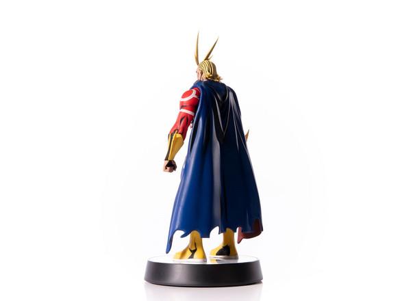 All Might Silver Age PVC Statue Figure