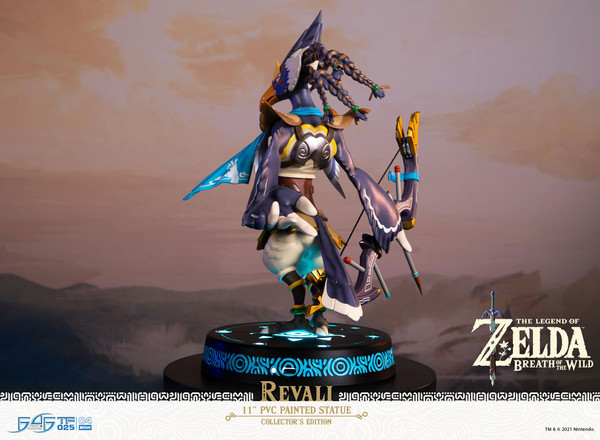 Revali The Legend of Zelda Breath of the Wild Collector's Edition Figure
