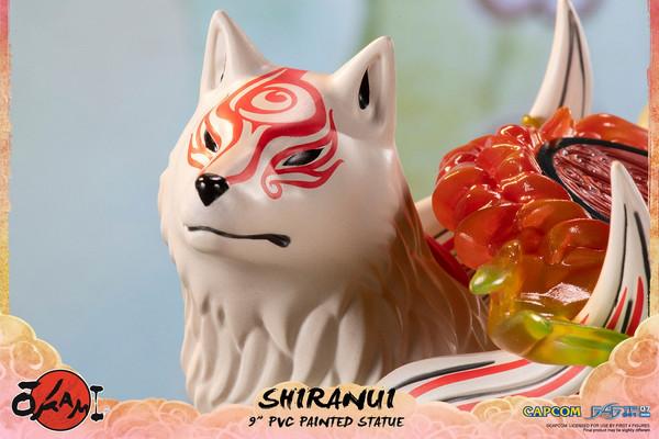 Shiranui Okami Figure