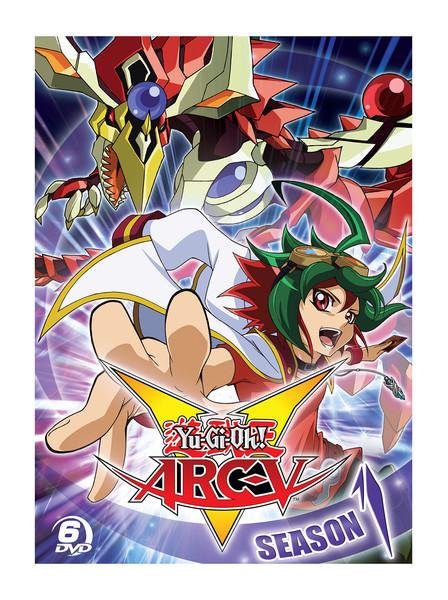 yu gi oh arc v season 1 complete collection dvd