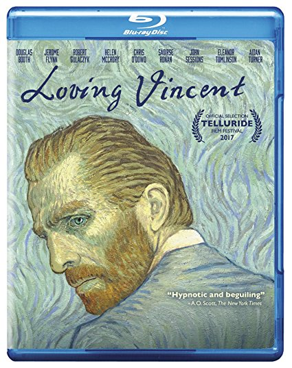 Loving Vincent Blu-ray
