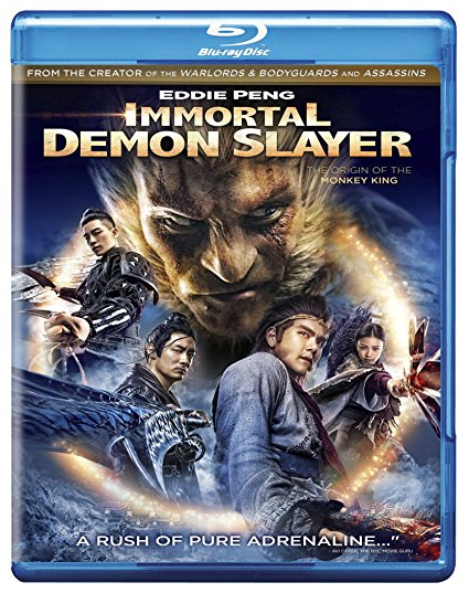 Immortal Demon Slayer Blu-ray 767685157107