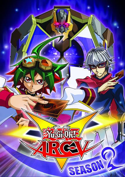 Yu-Gi-Oh! Arc V Season 2 DVD