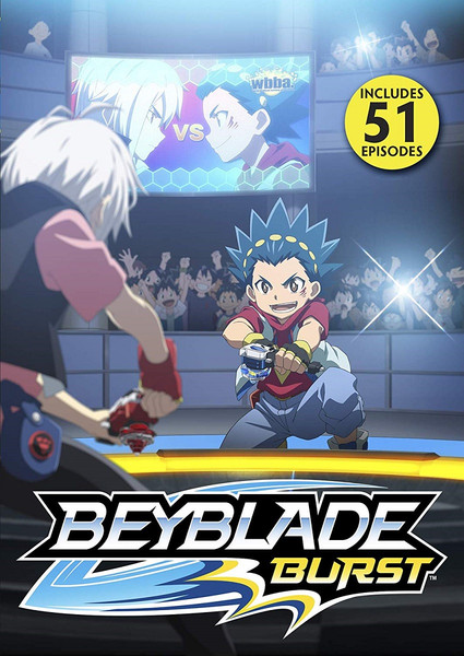 Beyblade Burst Season 1 DVD