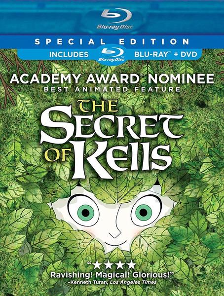 Secret of Kells Blu-ray
