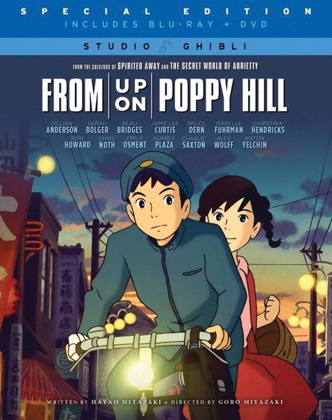 From Up On Poppy Hill Blu-ray/DVD