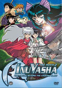Inu Yasha Movie 2 The Castle Beyond the Looking Glass DVD