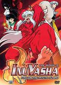 Inu Yasha Movie 4 Fire on the Mystic Island DVD