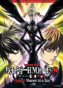 Death Note Relight 1 Visions of a God DVD