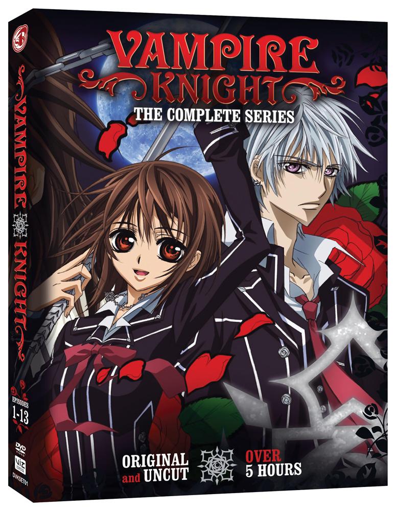 Vampire Knight (Season 1) DVD