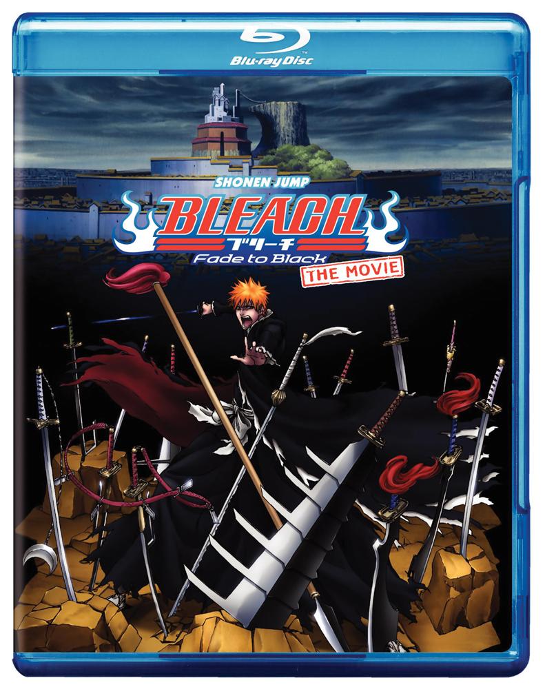 Bleach Movie 3 Fade to Black Blu-ray 782009241812