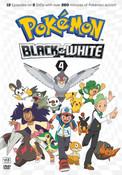 Pokemon Black and White Set 4 DVD