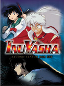 Inu Yasha Season 2 DVD