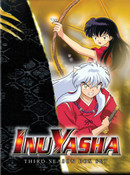 Inu Yasha Season 3 DVD