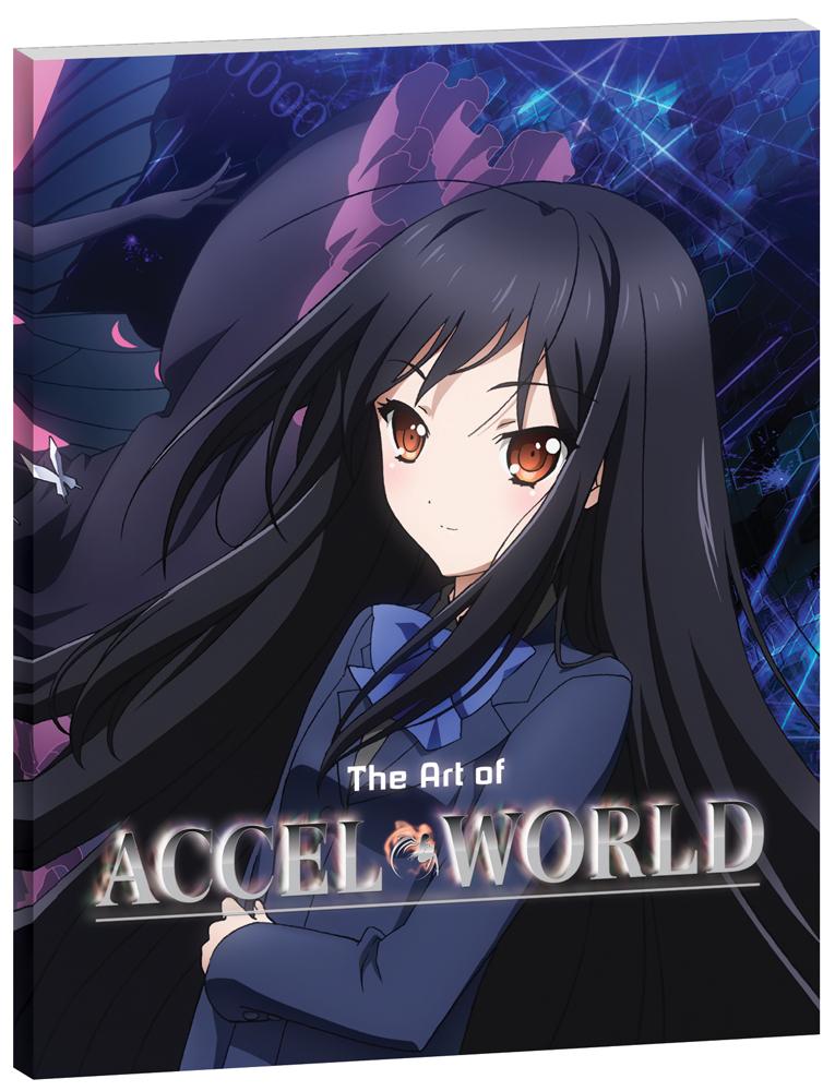 Accel World Set 1 Blu-ray