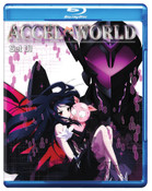 Accel World Set 1 Blu-ray