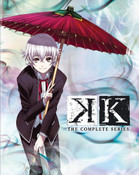 K Limited Edition Blu-ray/DVD